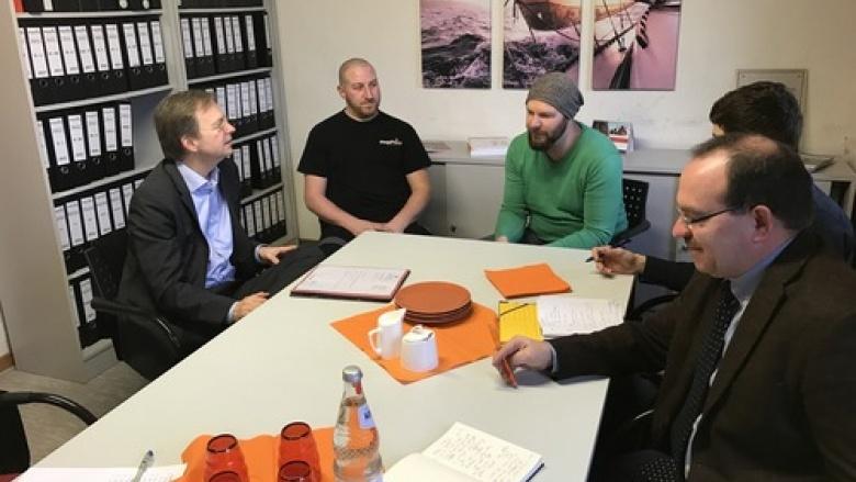 Zukunft für Vossenacker Pellet-Produktion