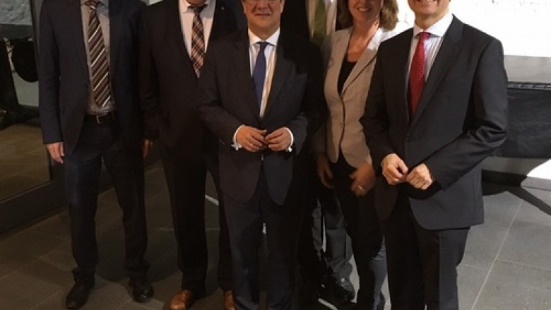 Thomas Rachel MdB mit 96 Prozent zum Vorsitzenden des CDU-Bezirks Aachen wiedergewählt