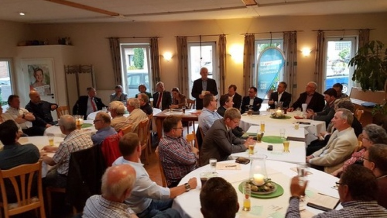 CDU Gemeindeverband Vettweiß hat einen neuen Vorsitzenden
