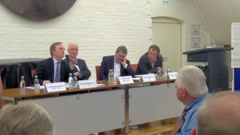 Forum Politik in Düren: TTIP