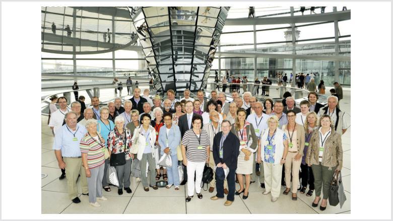 Gäste aus Kreis Düren erlebten den Bundestag einmal anders