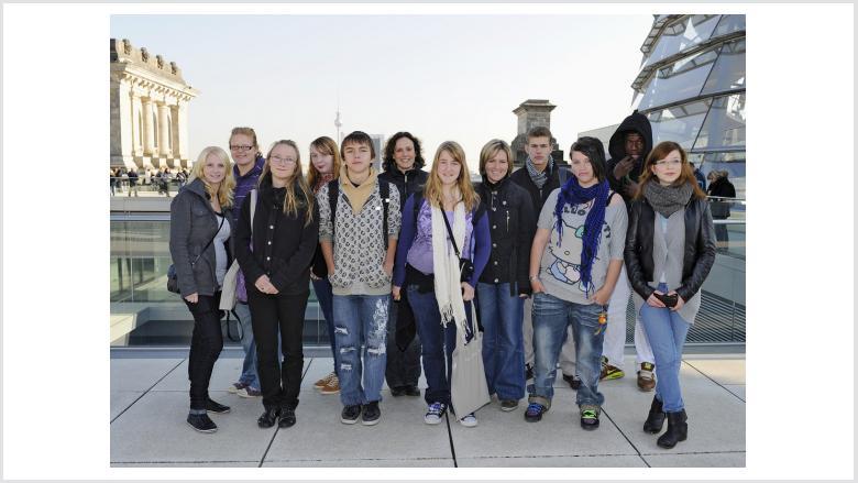 Kinderheim St. Josef zu Gast in Berlin
