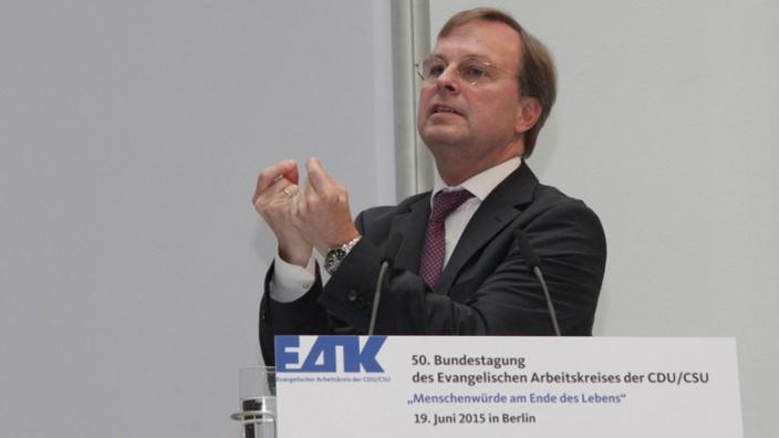 Evangelischer Arbeitskreis (EAK) der CDU/CSU