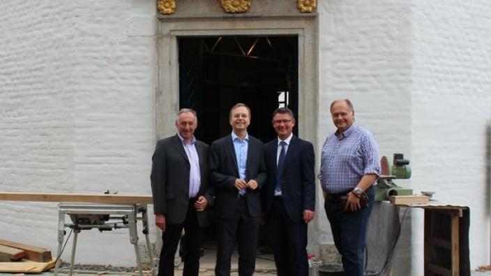 Gnadenkapelle Aldenhoven wird als wichtiges Kulturdenkmal erhalten