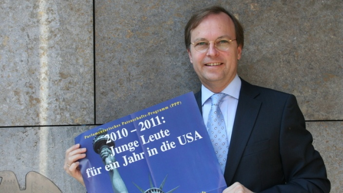 Jetzt für die USA bewerben! Mit dem Bundestag ein Jahr ins Land der unbegrenzten Möglichkeiten