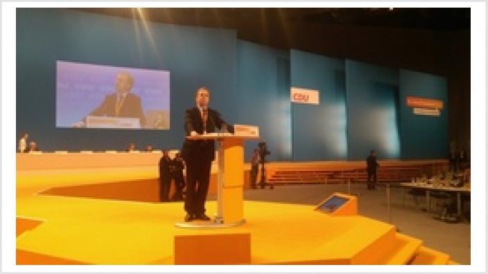 EAK setzt auf Kölner CDU-Parteitag Anträge zur Stärkung von Ehe und Familie und von Betreuungsvereinen erfolgreich durch
