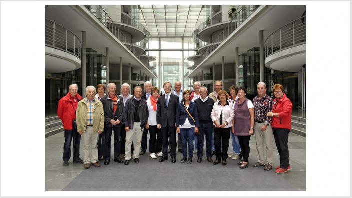 Mit dem Fahrrad zu Ihrem Bundestagsabgeordneten nach Berlin
